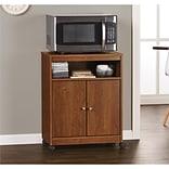 Altra Landry Microwave Cart, Medium Brown (5206301PCOM)