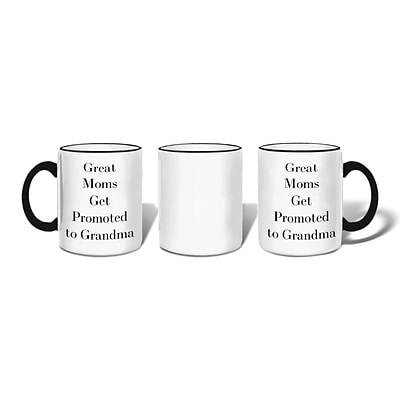 Retrospect Group Great Moms Ceramic 11 Ounce Mug (MUG212)