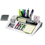 Post-it® Desktop Organizer, Grey (C50)