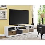 Altra Mercer Wood TV Stand White 1 (1773096PCOM)