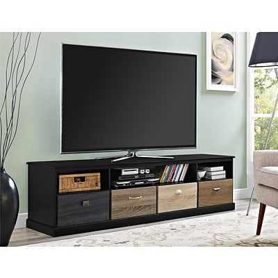 Altra Blackburn wood TV Stand Black 1 (1773196PCOM)