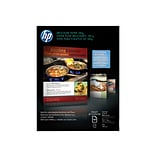 HP Professional Inkjet Glossy Brochure Paper, 8.5 x 11, 150/Pack (Q1987A)