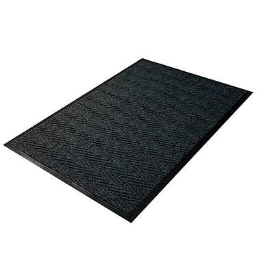 Guardian Floor Protection Golden Series Entrance Mat, 3 x 5, Charcoal (64030530)