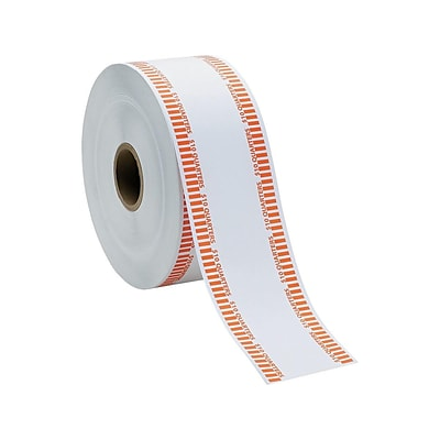 MMF Industries Coin Wrappers, White, 1900/Roll (50025)