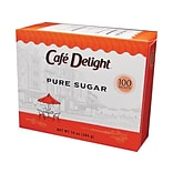 Cafe Delight Natural Sweeteners, 100/Box (23310)