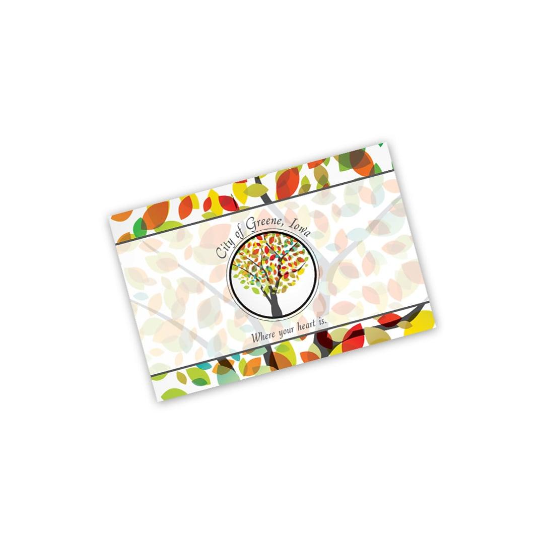 Custom Full Color Postcards, 4