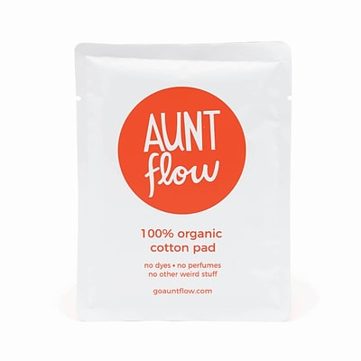 Aunt Flow Day Pads with Wings, Regular, 500/Case (ATF00125)