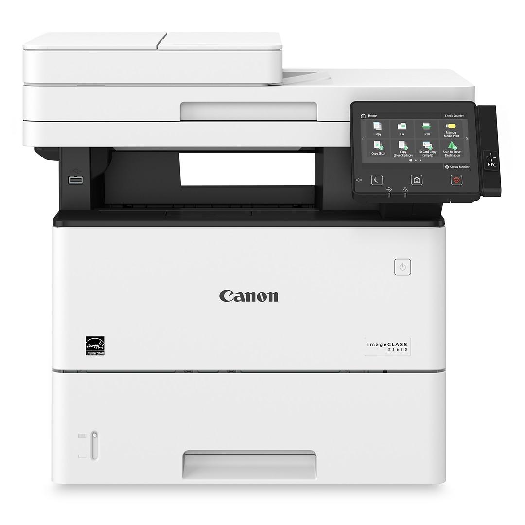 Canon Imageclass D1650 Wireless Monochrome Laser All In One