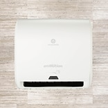 "enMotion® Impulse® 10"" 1-Roll Automated Paper Towel Dispenser by GP PRO, White, 14.60""W x 9.25""D x 1"