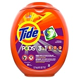 Tide PODS Liquid Laundry Detergent, Spring Meadow, 96/Pack (80163)