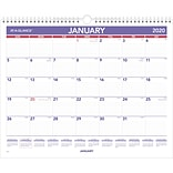 2020 AT-A-GLANCE 15 x 12 Monthly Wall Calendar (PM82820)