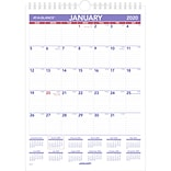 2020 AT-A-GLANCE 8 x 11 Mini Monthly Wall Calendar (PM12820)