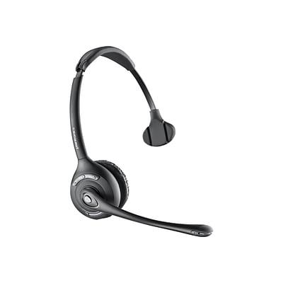 Plantronics Cs510 Wireless Telephone Headset Black Quill Com