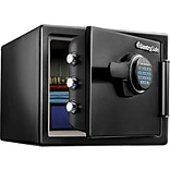 SentrySafe Fire/Waterproof Safe with Keypad, 0.81 cu. ft. (SFW082F/OSW0630)