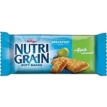 Nutri-Grain Breakfast Bars, Apple Cinnamon, 1.3 oz., 16/Box (511370)