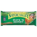 Nature Valley Crunchy Granola Bars, Oats & Honey, 1.5 Oz., 18/Box (33530)
