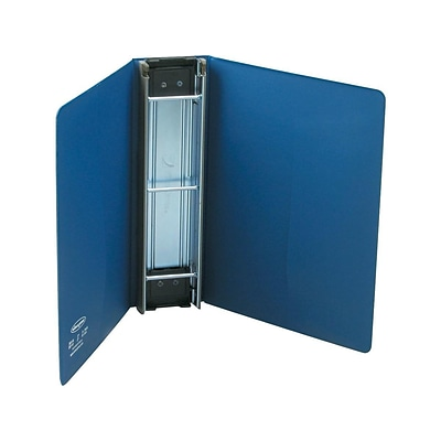Wilson Jones 2 Hanging Post Binder, Blue (W365-44BL)