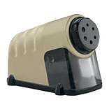 X-ACTO Model 41 Electric Pencil Sharpener, Metallic Beige (1606)