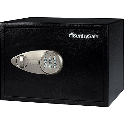SentrySafe Steel Standard Safe with Keypad, 1.18 cu. ft. (X125)