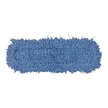 Rubbermaid Blend Dust Mop Pad, Blue (FGJ25300BL00)