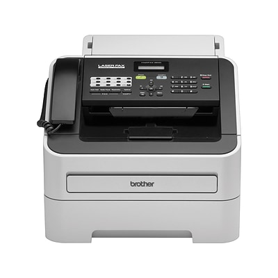 Brother IntelliFAX FAX2840 High-Speed Laser Fax Machine