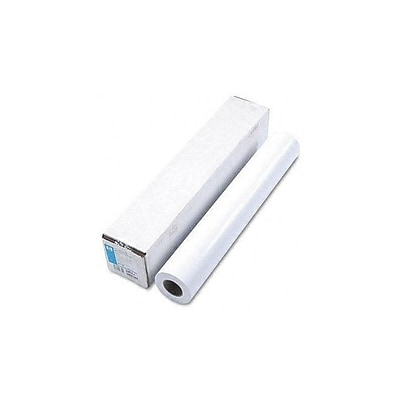 HP Universal Wide Format Roll Paper, Glossy, 24 x 100 (Q6574A)