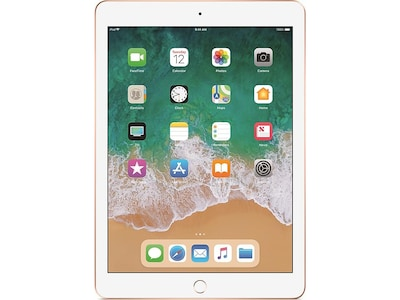 "Apple iPad Wi-Fi MRJN2LL/A 9.7"" iOS Tablet, A10 Fusion"