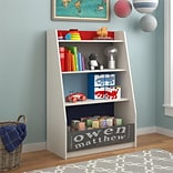 Cosco Kaleidoscope Storage Bookcase, Classic (5890500PCOM)
