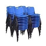 Regency M Stack Chair (40 pack)- Blue (4700BE40PK)
