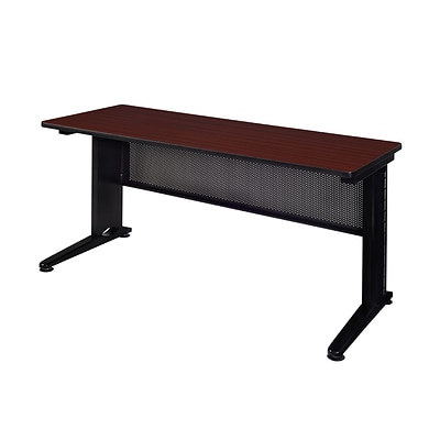 Regency Fusion 66 x 24 Training Table- Mahogany