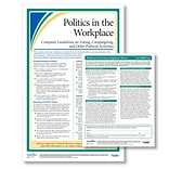 ComplyRight Politics in the Workplace Kit (Poster and Policy), Pack of 25 Forms (A2247)
