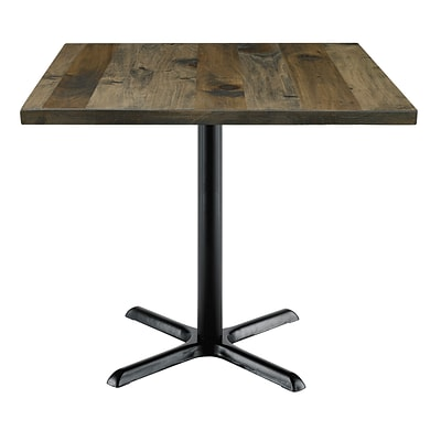 KFI, 36 Square, Wood, Cafe, Barnwood, (36SQ-B2025LFTBN)