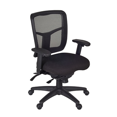 Regency Kiera Multi-Function Swivel Chair- Black