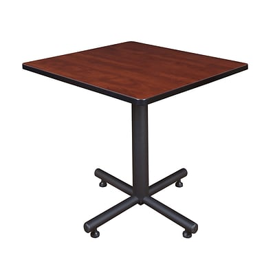 Regency Kobe 30 Square Breakroom Table- Cherry