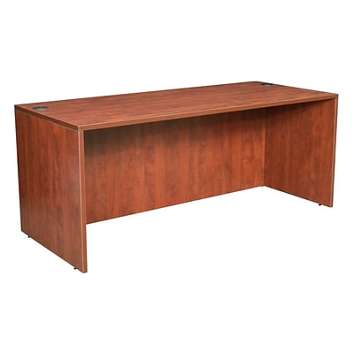 Regency Legacy 71 Desk Shell- Cherry (LDS7135CH)