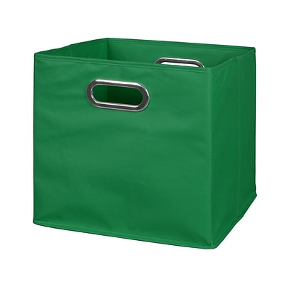 Niche Cubo Foldable Fabric Storage Bin- Green