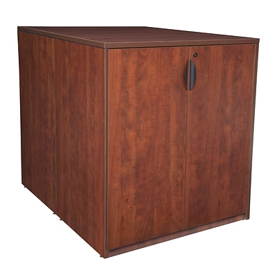 Regency Legacy Stand Up Back to Back Storage Cabinet/ Storage Cabinet- Cherry (LSSCSC3646CH)