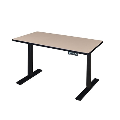 Regency 42 x 24 Power Desk- Beige (MAPT4224BE)
