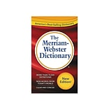The Merriam-Webster Dictionary, Paperback (978-0-87779-295-6)