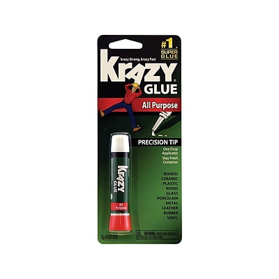 Krazy Glue All Purpose Glue, 0.07 oz. (KG585)