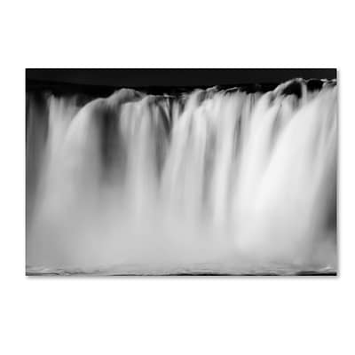 Trademark Fine Art Philippe Sainte-Laudy River Flows in You 12 x 19 Canvas Stretched (190836322466)