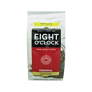Eight OClock Original Ground Coffee, Medium Roast (COF10027)