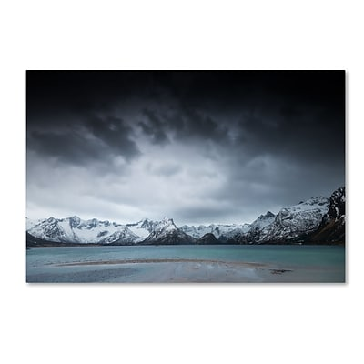 Trademark Fine Art Philippe Sainte-Laudy Over The Years 12 x 19 Canvas Stretched (190836128464)