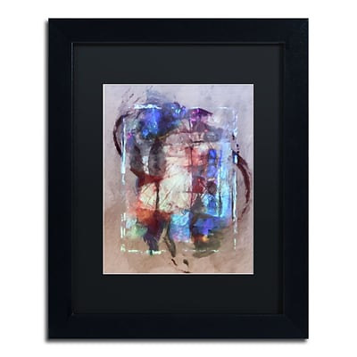 Trademark Fine Art Adam Kadmos Unbox 11 x 14 Matted Framed (190836066889)