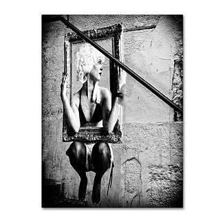 Trademark Fine Art Philippe Hugonnard French Street Art 14 x 19 Canvas Stretched (190836055371)