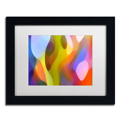 Trademark Fine Art Amy Vangsgard Dappled Light 2 11 x 14 Matted Framed (886511934146)