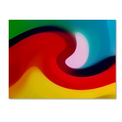 Trademark Fine Art Amy Vangsgard Moon Resting 4 14 x 19 Canvas Stretched (886511934894)
