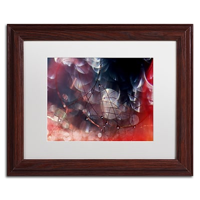 Trademark Fine Art Beata Czyzowska Young Dont Be Afraid 11 x 14 Matted Framed (190836183463)