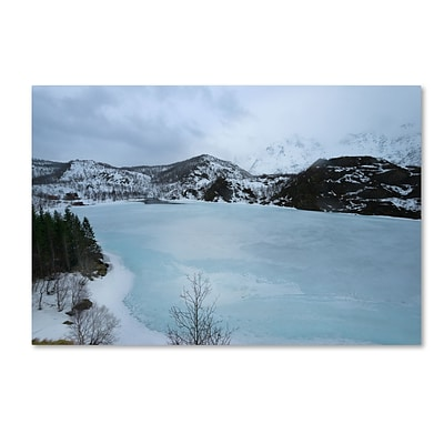 Trademark Fine Art Philippe Sainte-Laudy Picture That 12 x 19 Canvas Stretched (190836222926)