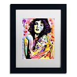 Trademark Fine Art Dean Russo Big Girls Dont Cry 11 x 14 Matted Framed (190836166398)
